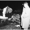 Plane crash kills two, 1951
