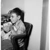 Lost boy at Valley Jail, 1951