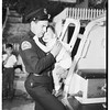Baby falls, 1952.