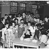 School birthday (West Vernon Avenue Elementary School), 1952