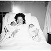Leap year twins (Harbor General Hospital), 1952