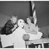 Flintridge Preparatory School Plan Halloween Dance, 1951