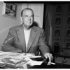 Shipping Executive at Town House, 1951