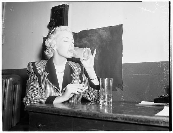 Kent cigarettes, 1952
