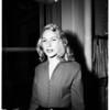 Divorce case, 1951