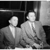 Sentence police brutality, 1952