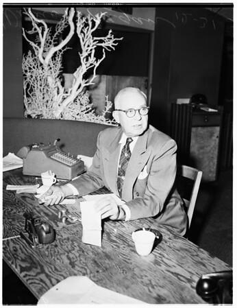 Bantam Cock Restaurant holdup, 1951