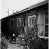 Santa Monica tornado damage, 1952