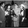Phoenix Rodeo Queen and Sheriff, 1952