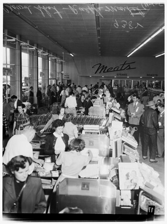 Ralph's Market, 1951
