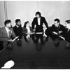 Youth Forum speakers and leaders, 1952