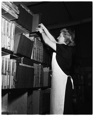 Audio-visual education, 1952