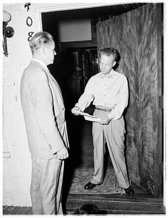 Kelley police brutality, 1952
