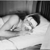 Crippled man beaten, 1951