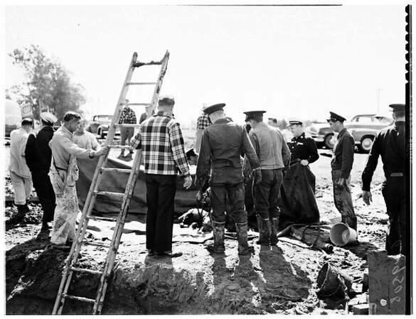 Weymouth boys drowned, 1952
