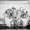 Los Angeles High [School] Aquacade dancers, 1952