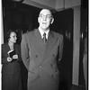 Klink murder preliminary hearing, 1952