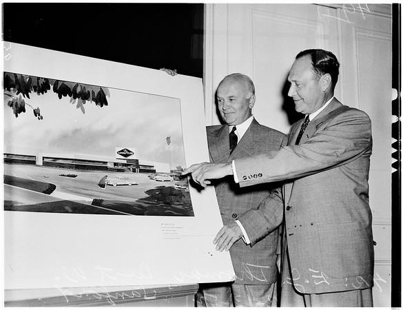 Goodyear President, 1952