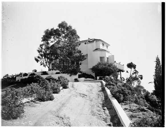 Madge Meredith house, 1952