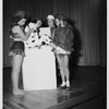 Girl Scouts Troop Christmas Party, 1951