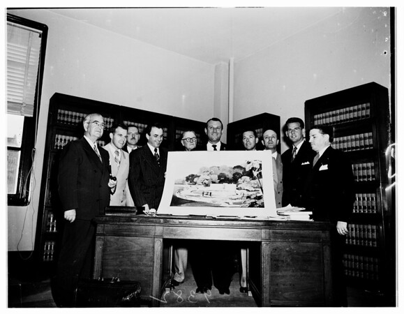 MacArthur Monument Fund Committee, 1951