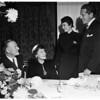 Bosses' Night at the Ambassador, 1951