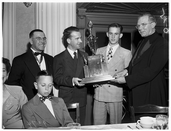 Knights of Columbus Banquet, 1951