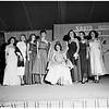 Santa Monica Community Fair Queen, 1951