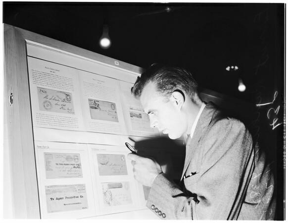 Stamp Show, 1951