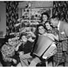 Contino home, 1951
