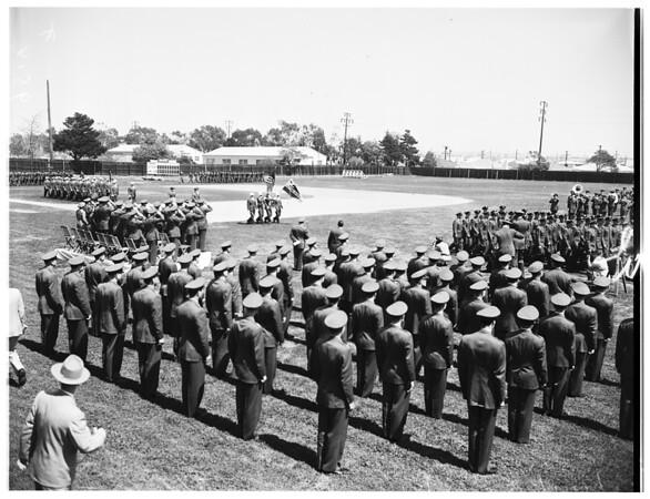Loyola ... Air R.O.T.C., 1952