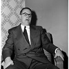 Professor Armin Oldsen (speaking at Lutheran hour), 1952