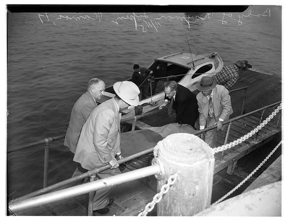 Raymon Ramos Body Found (Drowning), 1951
