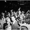 New Year's Eve at 7th Street and Broadway, 1951