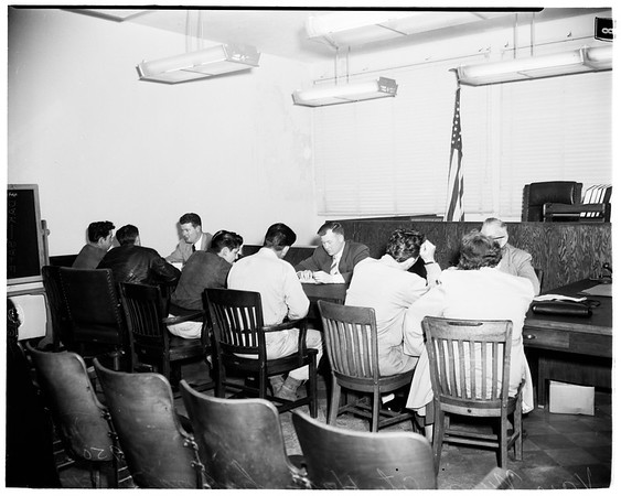 Parents and Juvenile Officers, 1952