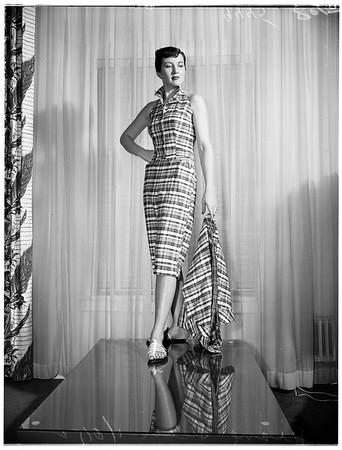 California apparel creators, 1952