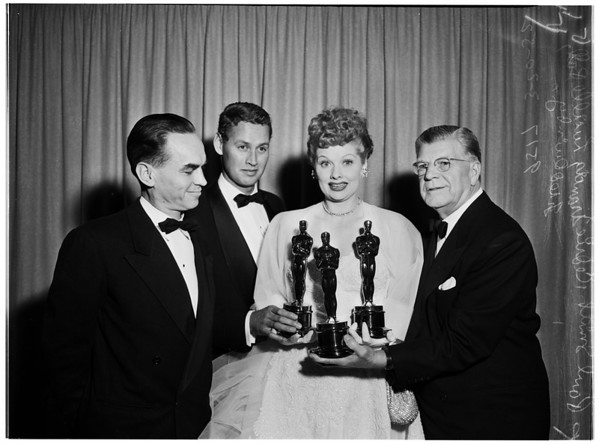 Academy awards, 1952