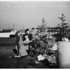 Christmas fire at Lenox, 1951