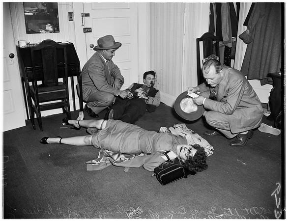 Murder-suicide, 1951