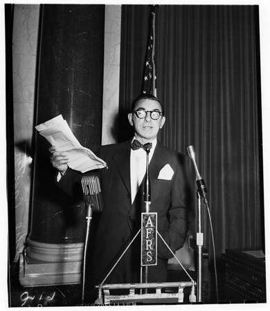 Bill of Rights, 1951