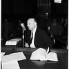 Joint Tenancy Hearing, 1951