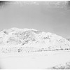 Snow at Bishop, 1952