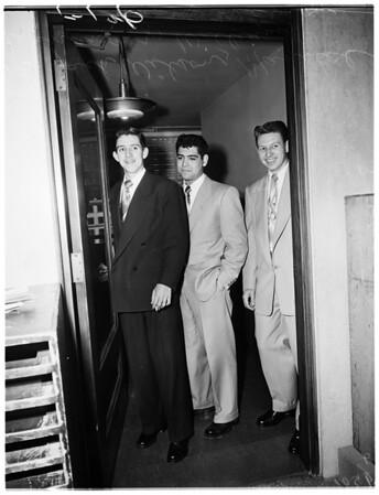 Grand Jury (police brutality), 1952