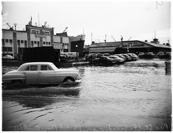Flood picture, 1951