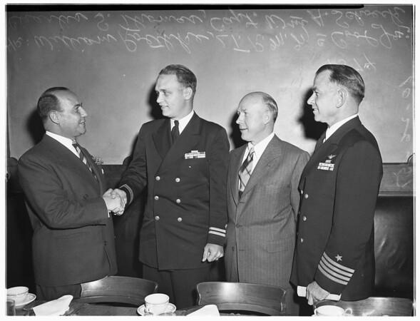 Navy Day, 1951