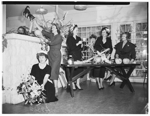 Boys' Club of Assistance League,  1951