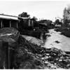 Santa Barbara storm damage, 1952