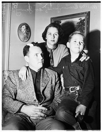 Market robbery story (La Canada), 1951