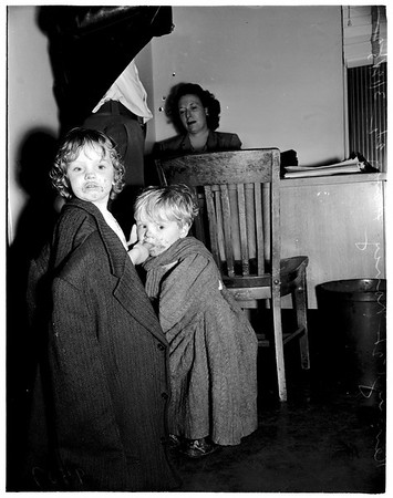 Lost Kids, 1952