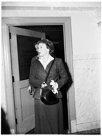 Judgment Hearing, 1951